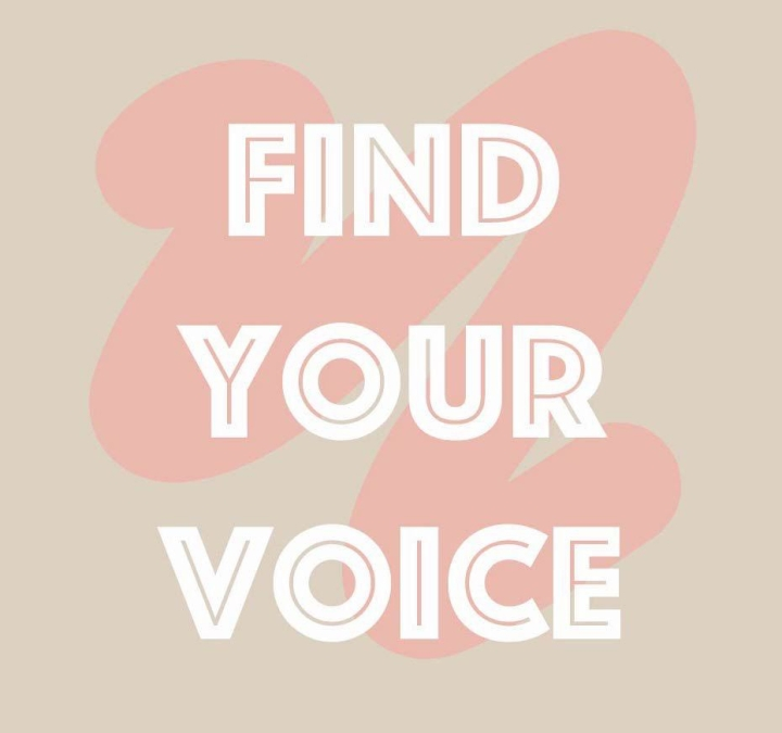 Find Your Voice .2